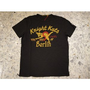 JOHNSON MOTORS ジョンソンモータース Tシャツknight kats0048bt|azurshop