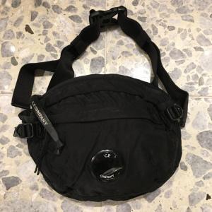 シーピーカンパニー C.P.COMPANY ボデイバッグ ウエストポーチ 037A5269G黒|azurshop