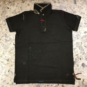 BOB ボブ 鹿の子 ポロシャツ 新作072703042|azurshop