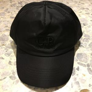 シーピーカンパニー C.P.COMPANY キャップ 帽子 ナイロン146A5278A|azurshop