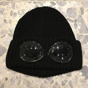 シーピーカンパニー C.P.COMPANY ニット キャップ 帽子 ゴーグル07CMAC213A|azurshop
