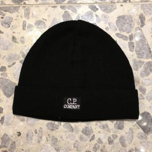 シーピーカンパニー C.P.COMPANY ニット キャップ 帽子177A3321A|azurshop