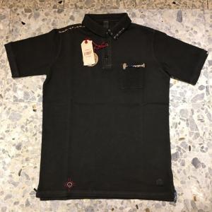 BOB ボブ 鹿の子 ポロシャツ 新作07279301605|azurshop