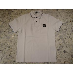 ストーンアイランド ポロシャツ STONE ISLAND 522S18001w|azurshop