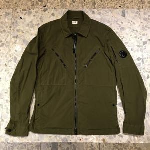 シーピーカンパニー C.P.COMPANY シャツ ジャケット ブルゾン6CMSH032A-5153G-672kk|azurshop