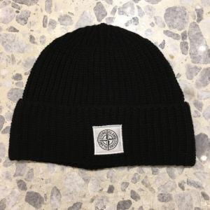 ストーンアイランド ニット キャップ 帽子 STONE ISLAND A26A7-029|azurshop