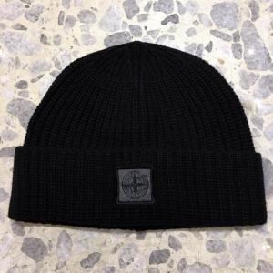 ストーンアイランド ニット キャップ 帽子 STONE ISLAND N26H2-029|azurshop