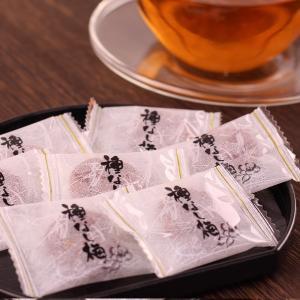 (メール便-1)種なし干し梅(160g)個包装/開店記念 セール お茶うけ おやつ 梅干//