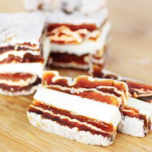 カルピスバター使用 市田柿ミルフィーユ(100g)