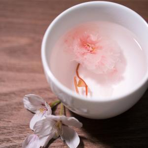 (メール便-6)桜茶(40g)/国産さくらの塩漬け...
