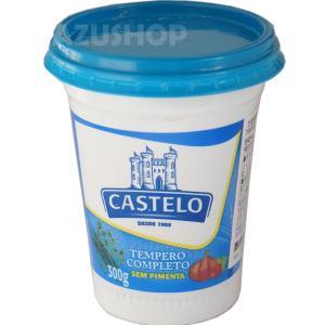 スパイスソルト 青いふた 300g CASTELO カステロ|azuselectshop