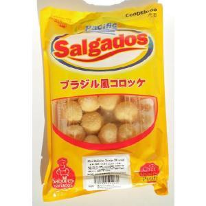 ボリンニョ チーズがトロ〜り Mini Bolinho Queijo 400g(20g×18個) 冷凍コロッケ|azuselectshop|03