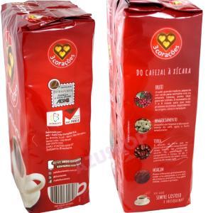 ブラジルコーヒー  500g トレス コラソエンス エクストラフォルテ Cafe 3 Coracoes Extraforte azuselectshop 03