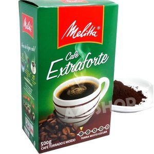 ブラジルコーヒー メリタ エクストラフォルチ 500g MELITTA Extraforte 深煎り|azuselectshop