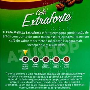 ブラジルコーヒー メリタ エクストラフォルチ 500g MELITTA Extraforte 深煎り|azuselectshop|03