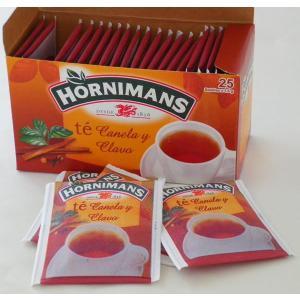 シナモンクローブ紅茶 1.5g*25P HORNIMANS|azuselectshop
