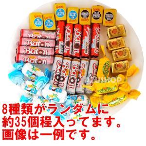 ボンボンチョコレート ガロット SELECT8 500g 詰合 袋入り GAROTO azuselectshop 02