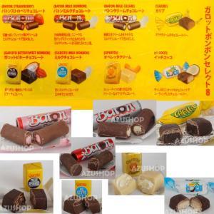 ボンボンチョコレート ガロット SELECT8 500g 詰合 袋入り GAROTO azuselectshop 04