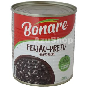 フェイジョンプレット 黒いんげん豆煮込み 300g ブラジル料理 フェイジョアーダ 缶詰|azuselectshop