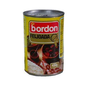 フェイジョアーダの缶詰 バードン オウロ 430g Feijoada Ouro Bordon|azuselectshop