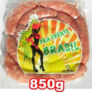 生ソーセージ 14本入 850g フレンテブラジル リングイッサ 冷凍 BBQ azuselectshop