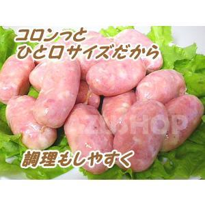 生ソーセージ 大分県の川津食品の柚子胡椒入り 500g 16本入 リングイッサ 冷凍|azuselectshop|03