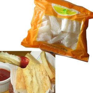 キャッサバ芋 マンジョッカ プレコジッダ 500g ボイル済 冷凍|azuselectshop