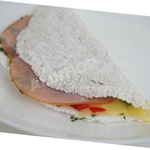 タピオカミックス粉 焼くだけのタピオカクレープの素 500g  キャッサバ芋の粉|azuselectshop|04