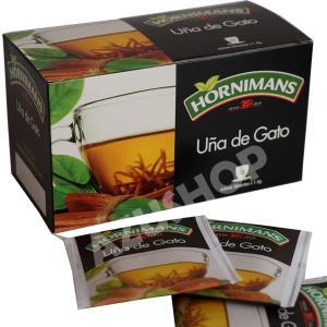 キャッツクロー茶 1.4g*25P HORNIMANS ホルニマンス ペルー ティーパック|azuselectshop