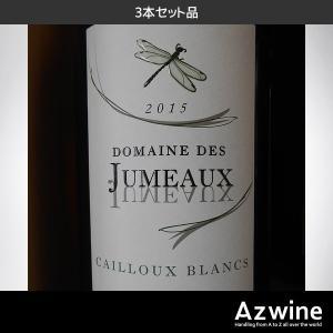 【ロワール自然派ワイン】<3本セット品>ドメーヌ・デ・ジュモ...