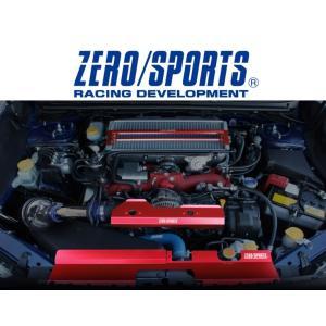 ZERO/SPORTS / ゼロスポーツ WRX STI (VAB) ベルトプロテクター レッド品番...