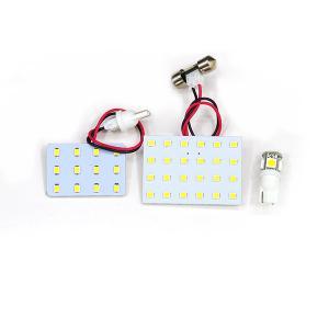 スズキ ソリオ ハイブリッド MA36/46S LED ルームランプ/室内灯 3点 41連 ホワイト (ネコポス送料無料)|azzurri