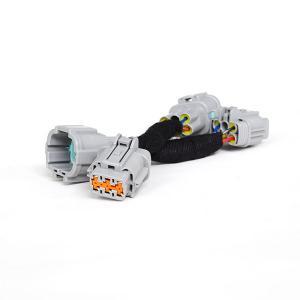 日産 C27 セレナ 全灯化 テールランプキット ブレーキランプ LED ハーネス カプラーオン (送料無料)|azzurri