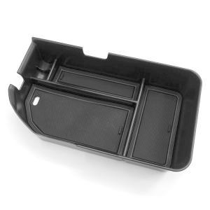 カムリ AXVH70 センターコンソールトレイ コンソールボックス+ラバーマット:ブラック/黒 3枚セット azzurri