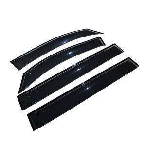 デリカ D5 CV5W (ワイド) ドアバイザー/サイドバイザー 三菱 金具付/W固定/新品|azzurri