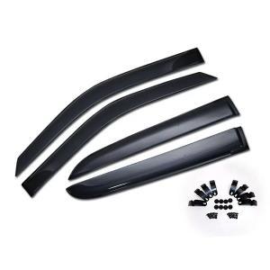 キャスト LA250S/LA260S ドアバイザー/サイドバイザー ダイハツ 金具付/W固定/新品 azzurri