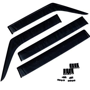 スペーシア MK53Sドアバイザー/サイドバイザー 金具付/W固定/新品|azzurri
