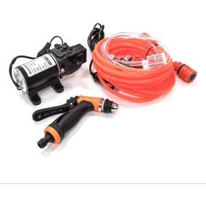◆仕様 モーター(ポンプ本体):12V120W、防水加工なし、水圧1.2Mpa ウォーターガン:ホー...