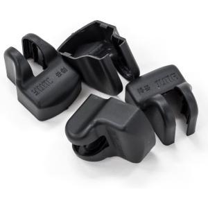 トヨタ用 ドア ストッパー カバー/ドア ヒンジカバー 4点セット 保護カバー(ネコポス送料無料)|azzurri