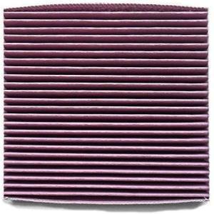 エアコンフィルター トヨタ アクア NHP10 87139-52040 (PM2.5対応) 活性炭入り クリーン エア フィルター(1)|azzurri
