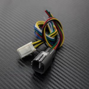 80 ノア/ヴォクシー/エスクァイア/50 プリウス バイパス オプションカプラー電源取り出し配線 4系統 コーナー ポール エンジンルーム(ネコポス送料無料)|AZZURRI SHOPPING