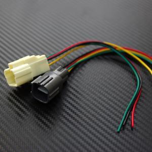 20系 アルファード/ヴェルファイア オプションカプラー電源取り出し配線 4系統 No.03 コーナーポール エンジンルーム(ネコポス送料無料)|AZZURRI SHOPPING