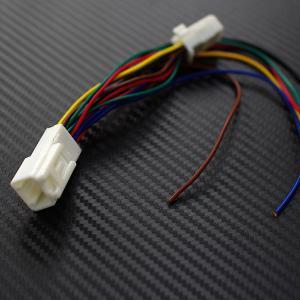 オプションカプラー電源取り出し配線 運転席側アクセルペダル No.04 80ノア/ヴォクシー/エスクァイア(ネコポス送料無料)|AZZURRI SHOPPING