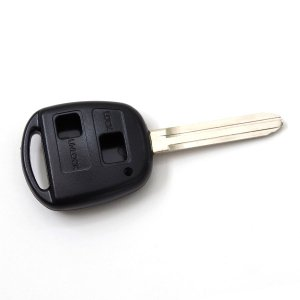トヨタ ヴォクシー/VOXY 60系  対応 ブランクキー 表2ボタン TOY43(M382) スペアキー(ネコポス送料無料)|azzurri