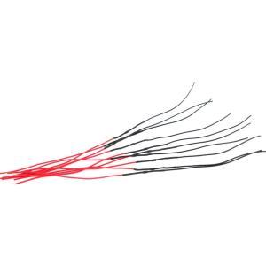 整流ダイオード 12V/1A 10本セット 作業しやすい配線タイプ/電流の逆流防止(ネコポス送料無料...