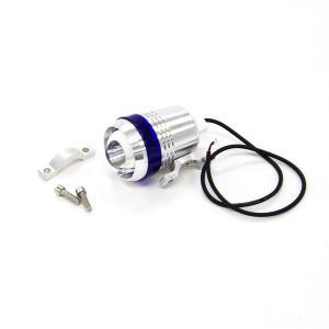 汎用 LED ヘッドライト/フォグランプ CREE製 U3-LED 車 バイク ストロボ LEDライト|azzurri