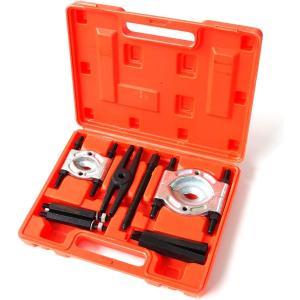 (セール) ベアリングプーラー プーラーセット 30〜50mm 50〜75mm ベアリングセパレータ...