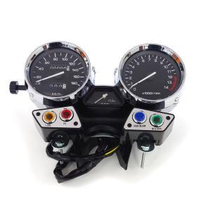 ヤマハ YAMAHA ペケジェー XJR400 4HM 93年〜94年 メーターユニット 純正同等|azzurri