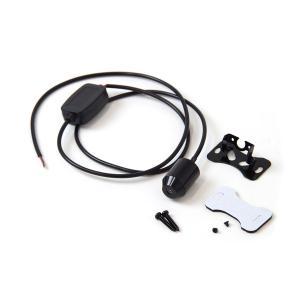 汎用 バックフォグ レーザー リアフォグランプ 12V専用 追突防止/バイク/自動車|azzurri