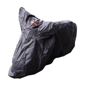 バイクカバー/溶けない ボディーカバー (2Lサイズ) オックス300D 耐熱/高耐久性/防水/超撥水/収納袋付|azzurri
